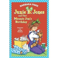 Junie B. Jones and That Meanie Jim's Birthday (Paperback)