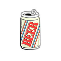 Beer Can Pin