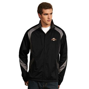 Antigua San Francisco Giants Tempest Desert Dry Xtra-Lite Performance Jacket
