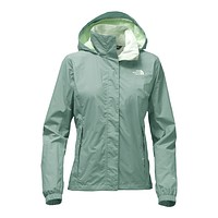 Women's Resolve 2 Jacket in Trellis Green by The North Face
