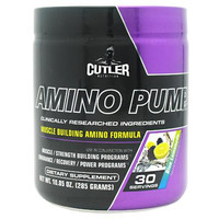 Cutler Nutrition Amino Pump, 30 Servings