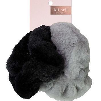 Kitsch Faux Fur Scrunchies Jewelry & Watches - Fashion Jewelry - Macy's