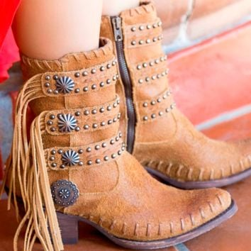 Double D Ranch Taos People Boots By Old Gringo
