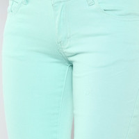 Jeggings - Mint
