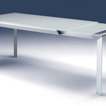 T200 Metro Extendable Dining Table by Ozzio - 200