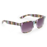 TRIBAL WAYFARER SUNGLASSES