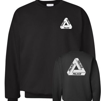Palace hoodie skateboards classic triangle autumn winter men sweatshirt  new fashion hoodies cool streetwear clothing drake