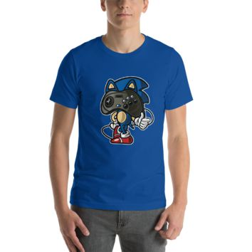Sonic The Hedgehog Sega Genesis Player 2 T-Shirt