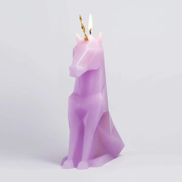 PyroPet Candles - Einar Lilac Candle