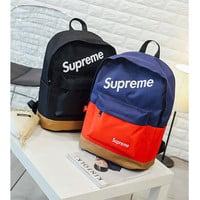 College Supreme Comfort On Sale Back To School Stylish Soft Casual Backpack [9544307015]
