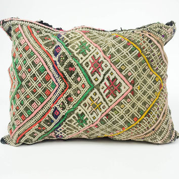 Vintage Berber Pillow #4
