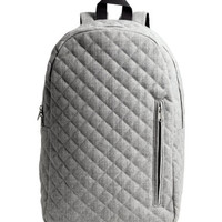 H&M Quilted Backpack $34.99