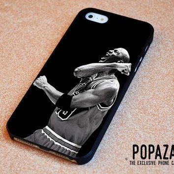 Air jordan Michael Jordan iPhone 5 | 5S Case Cover