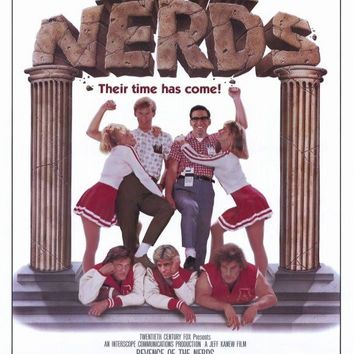 Revenge of the Nerds 27x40 Movie Poster (1984)