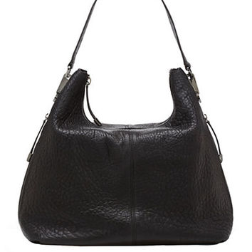 Vince Camuto Riley Leather Hobo Bag