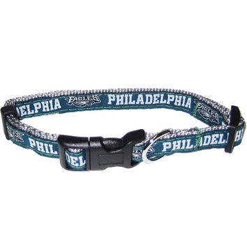 Philadelphia Eagles Collar Medium