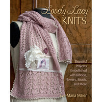 Stackpole Books-Lovely Lacy Knits
