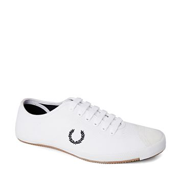 Fred Perry Laurel Wreath Table Tennis Plimsolls
