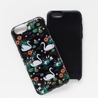 Swan iPhone 6/6s Inlay Case by RIFLE PAPER Co. | Imported
