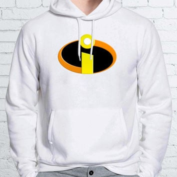 The Incredible Logo Unisex Hoodies - ZZ Hoodie