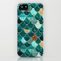 *** REALLY MERMAID *** Precious iPhone & iPod Case by Monika Strigel