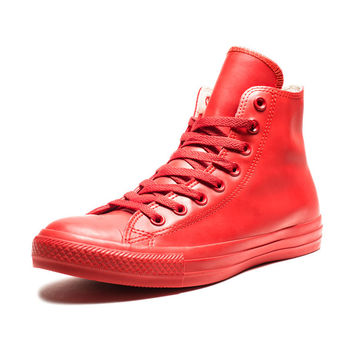 CONVERSE CHUCK TAYLOR HI RUBBER - RED | Undefeated