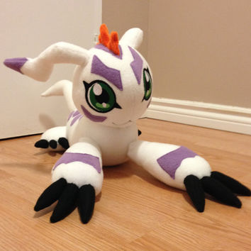 Digimon Gomamon LIFE SIZE custom plush - to be made