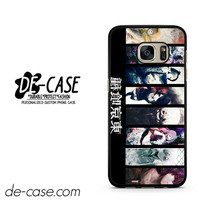 Tokyo Ghoul DEAL-11291 Samsung Phonecase Cover For Samsung Galaxy S7 / S7 Edge