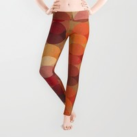 A Thousand Suns Leggings by Diogo Verissimo