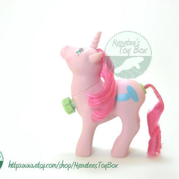 My Little Pony Twirler: Vintage 1980s Works