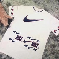NIKE Women Simple T-shirt