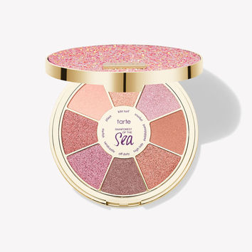 Rainforest of the Sea™ Sizzle Eyeshadow Palette | Tarte Cosmetics