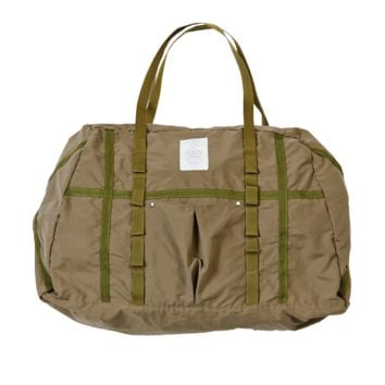 Nylon Military Boston - Khaki