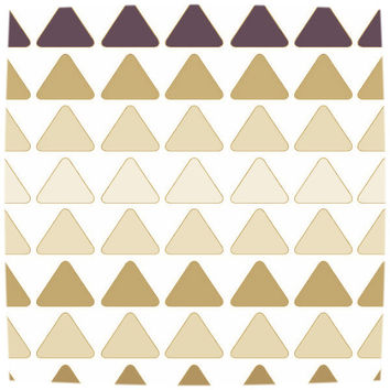 25 Triangles Stickers - Shape Stickers