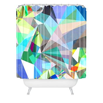 Mareike Boehmer Colorflash 5X Shower Curtain