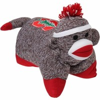 Stanford Cardinal Sock Monkey Pillow Pet