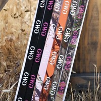 GWG Multi-Pack Headbands | Girls with Guns Clothing