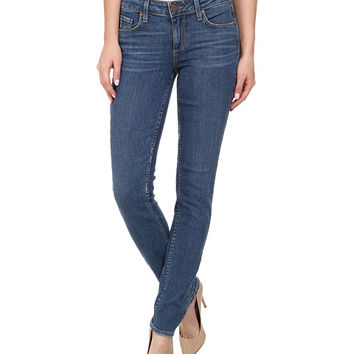 Paige Skyline Skinny with Caballo Inseam in Mira