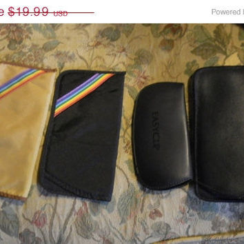 25 % store wide sale 4 vintage eyeglass cases