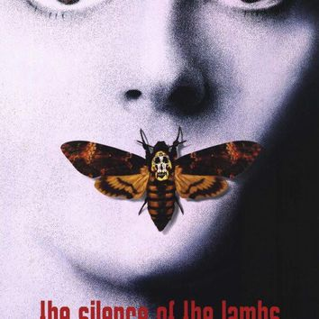 Silence of the Lambs 11x17 Movie Poster (1991)
