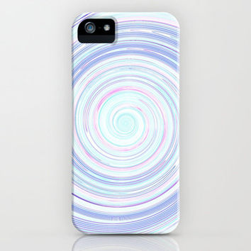 Re-Created Spin Painting No. 29 iPhone & iPod Case by Robert Lee