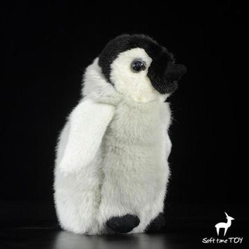 Penguin Stuffed Animal Plush Toy 7""