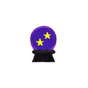 Crystal Ball Mini Sticker Patch