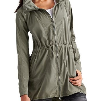 Athleta Womens Drippity Jacket