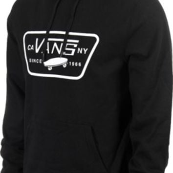 Vans Full Patch Hoodie - black - Men's Clothing > Hoodies & Sweaters > Hoodies > Pullover Hoodies
