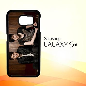 Dan and Phil Z1036 Samsung Galaxy S6 Case