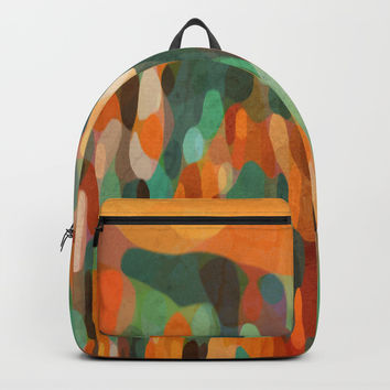 Tropical Meeting Backpacks by mirimo