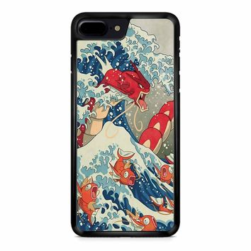 The Great Wave Off Kanto 2 iPhone 8 Plus Case