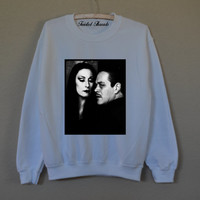 Morticia & Gomez Crew neck