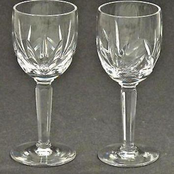 Lenox Cut glass Monticello liquor Crystal  Made in USA